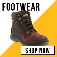 Footwear from Tuffshop - boots and footwear for tradespeople