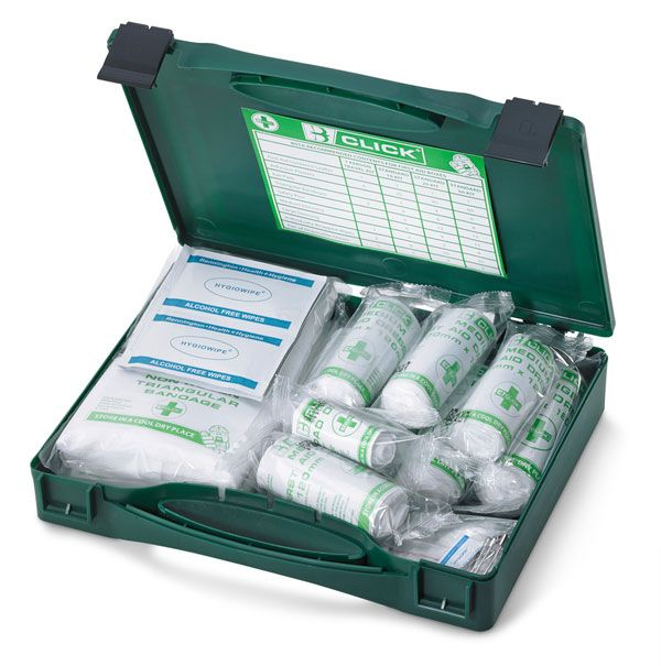 10 Person First Aid Kit | Click Medical | TuffShop.co.uk