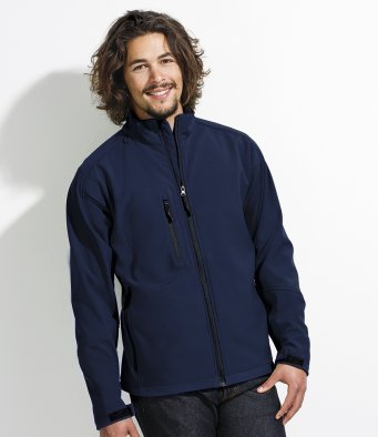 46600 SOL'S Relax Soft Shell Jacket