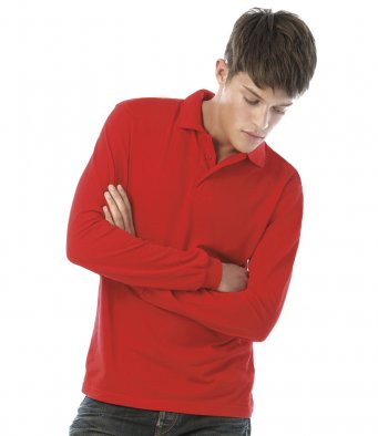 B&C Collection Safran Long Sleeve B301L