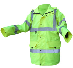 B Seen Hi Vis Jubilee Jacket