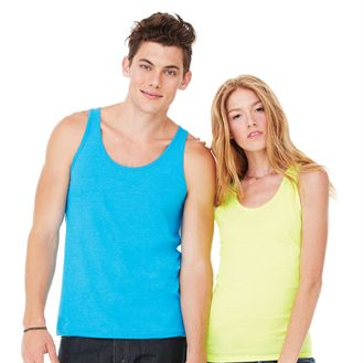 Bella & Canvas Unisex Jersey Tank Top BE104