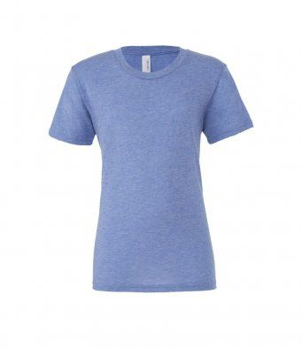 Bella & Canvas Unisex Tri-Blend Crew Neck T-Shirt CV003