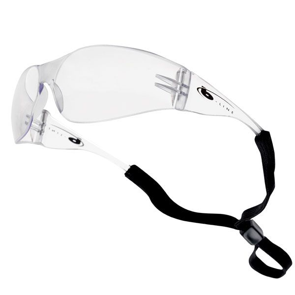 Bolle B-Line Safety Glasses BL10CI (Clear)