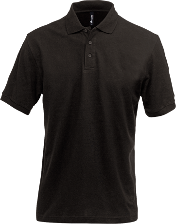 Fristads Acode Heavy Pique Polo Shirt 1724 PIQ (Black)