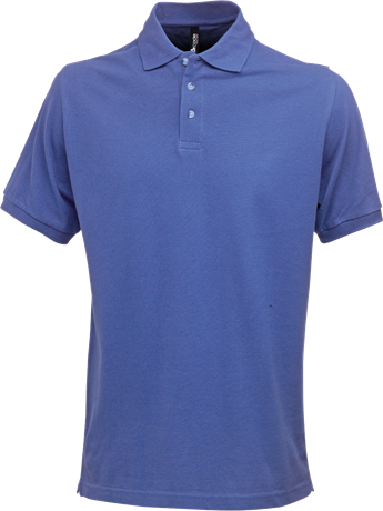 Fristads Acode Heavy Pique Polo Shirt 1724 PIQ (Royal Blue)