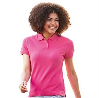 3079bd6d Fruit of The Loom | Lady-Fit Premium Polo SS255 | Polo Shirt