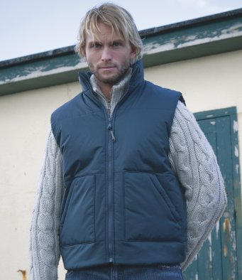 Result Adventure Fleece Lined Bodywarmer RE44A