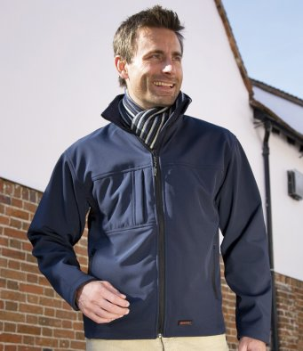 Result Classic Soft Shell Jacket R121A
