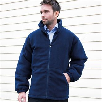 Result Core Padded Winter Fleece R219X
