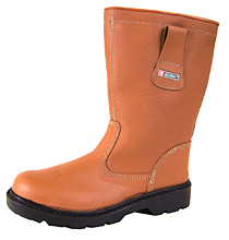 UnLined Rigger Boot
