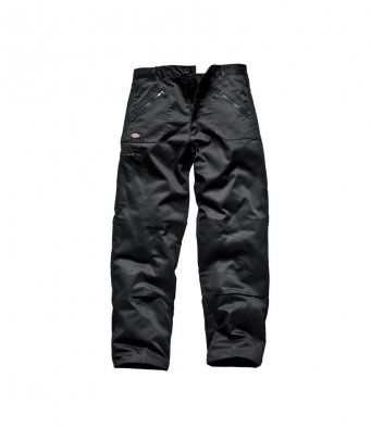 Dickies WD005 Redhawk Action Trousers (Black)