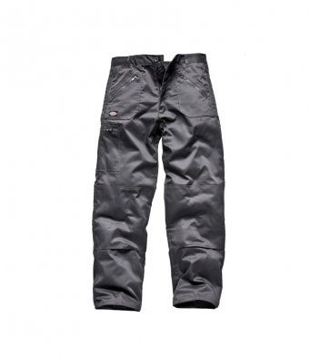 Dickies WD005 Redhawk Action Trousers (Grey)