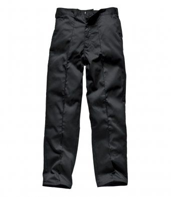Dickies WD006 Redhawk Uniform Trousers (Black)