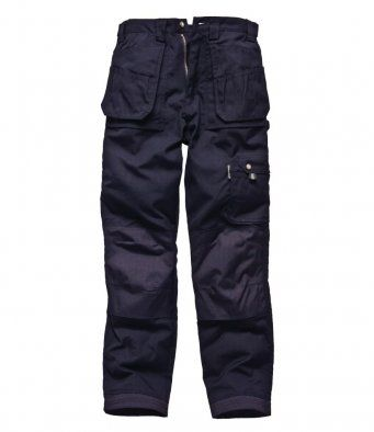 Dickies WD009 Eisenhower Multi-Pocket Trousers (Navy)