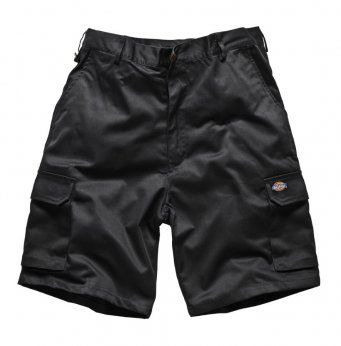 Dickies WD020 Redhawk Cargo Shorts (Black)