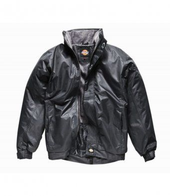 Dickies WD051 Cambridge Jacket (Black)