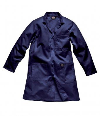 Dickies WD056 Redhawk Warehouse Coat (Navy)