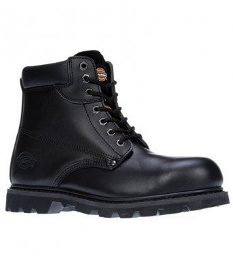 Dickies WD100 Cleveland Safety Boots (Black)