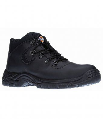 Dickies WD108 Fury Super Safety Hiker Boot (Black)