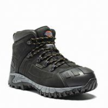 Dickies WD112 Medway Safety Boots (Black)