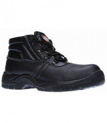 Dickies WD114 Redland Safety Boots (Black)