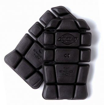 Dickies WD120 Knee Pads (Black)