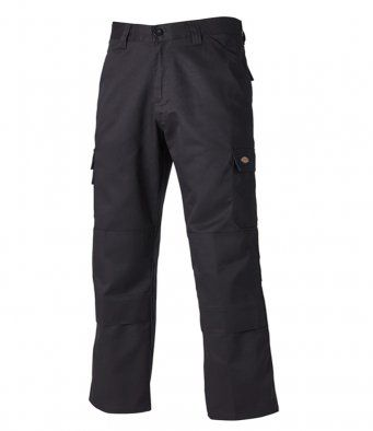 Dickies WD340 Everyday 24-7 Trousers (Black)