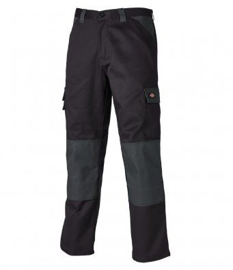 Dickies WD340 Everyday 24-7 Trousers (Black/Grey)