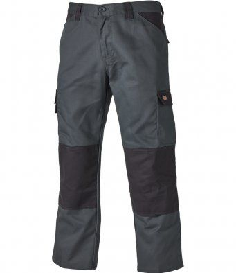 Dickies WD340 Everyday 24-7 Trousers (Grey/Black)