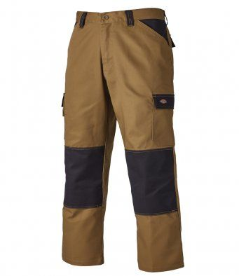 Dickies WD340 Everyday 24-7 Trousers (Khaki/Black)