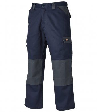 Dickies WD340 Everyday 24-7 Trousers (Navy/Grey)