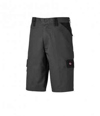 Dickies WD341 Everyday Shorts (Grey/Black)
