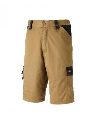 Dickies WD341 Everyday Shorts (Khaki/Black)