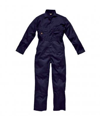 Dickies WD402 Redhawk Stud Front Coverall (Navy)