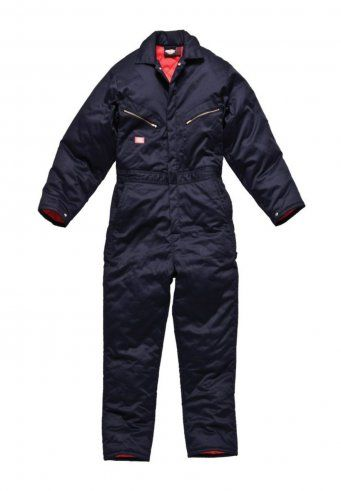 Dickies WD403 Lined Coverall (Navy)