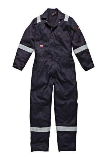 Dickies WD410 Cotton Coverall (Navy)