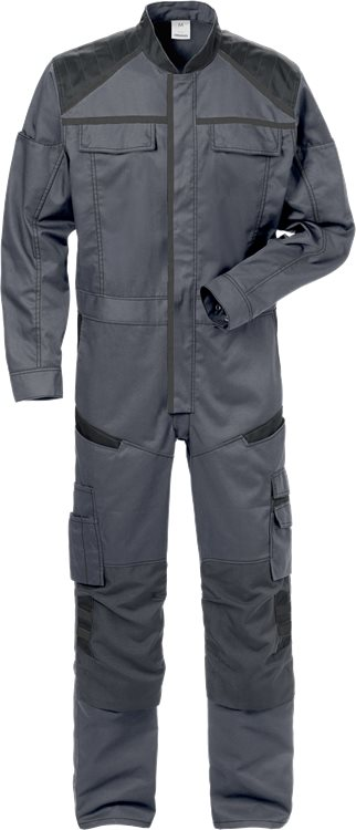 Fristads Coverall 8555 STFP (Grey/Black)