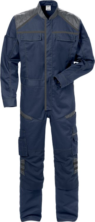 Fristads Coverall 8555 STFP (Navy/Grey)
