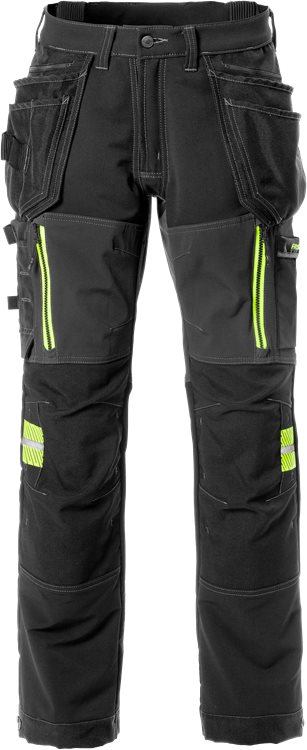 Fristads Craftsman Stretch Trousers 2566 STP (Black)