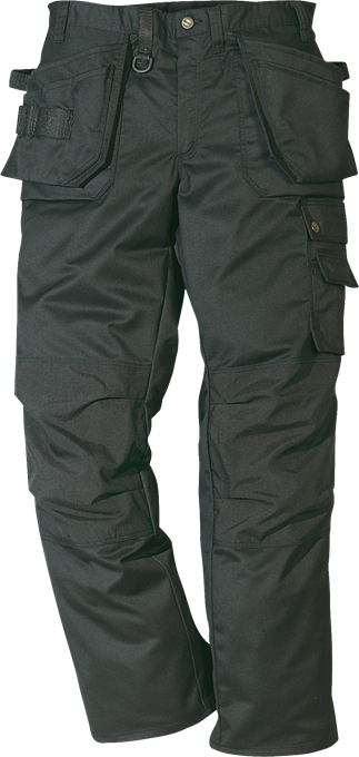 Fristads Craftsman Trousers 241 PS25 (Black)