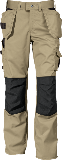 Fristads Craftsman Trousers 288 PS25 (Khaki/Black)