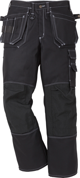 Fristads Craftsman Trousers Woman 253K FAS (Black)
