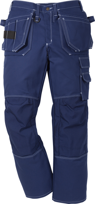Fristads Craftsman Trousers Woman 253K FAS (Blue)
