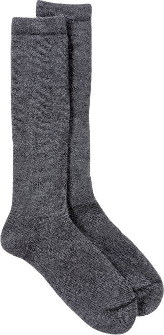 Fristads Flamestat Knee-High Socks 9198 FSOH (Anthracite Grey)