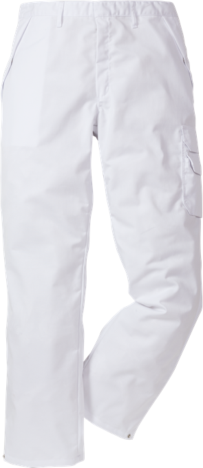 Fristads Food Trousers 2079 P154 (White)