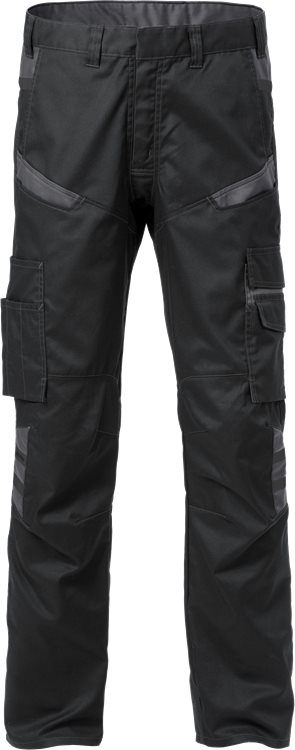 Fristads Trousers 2552 STFP (Black/Grey)