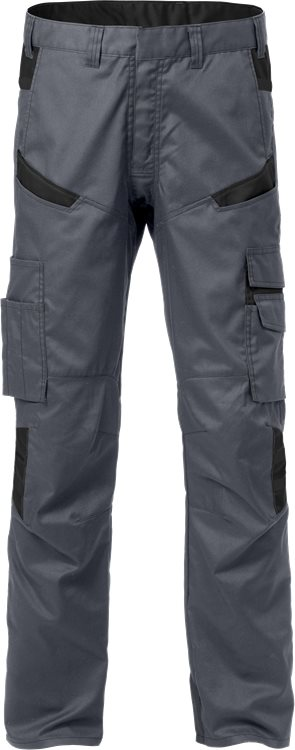 Fristads Trousers 2552 STFP (Grey/Black)
