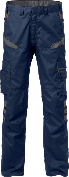 Fristads Trousers 2552 STFP (Navy/Grey)