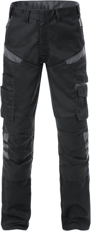 Fristads Trousers  2555 STFP  (Black/Grey)